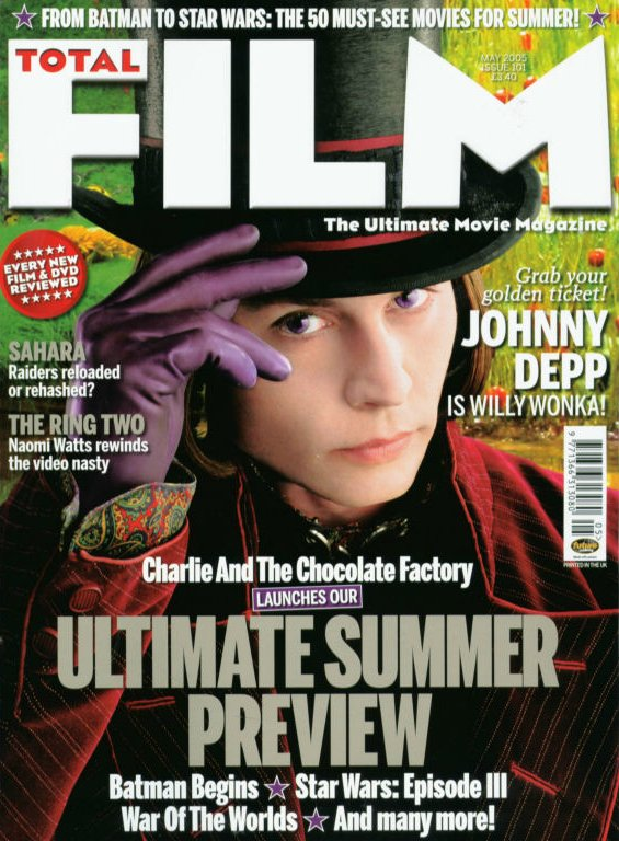 total film magazine cover conventions mbennettchs 39 s blog. Black Bedroom Furniture Sets. Home Design Ideas